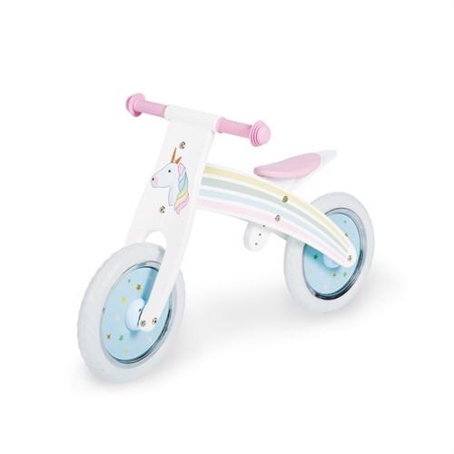 Wooden Balance Bike Unicorn