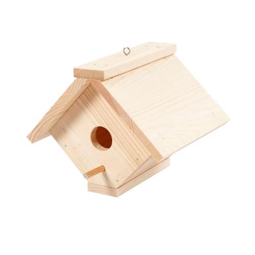Image of Wooden Birdhouse (5712854374729)