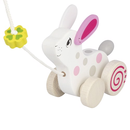 Image of Wooden draft bunny (4013594548977)
