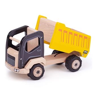 Image of Wooden Dump Truck (4013594558839)