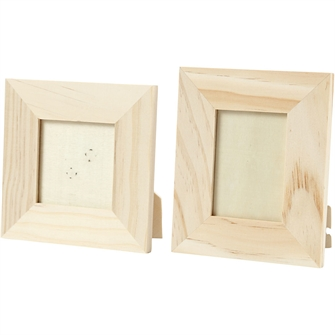 Image of Wooden Frames Small, 2 pcs. (5712854118507)