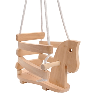 Image of Wooden Rocking-Horse (8718012032903)