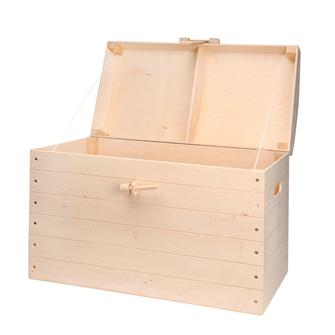Image of Wooden Storage Box XL (8719348001380)