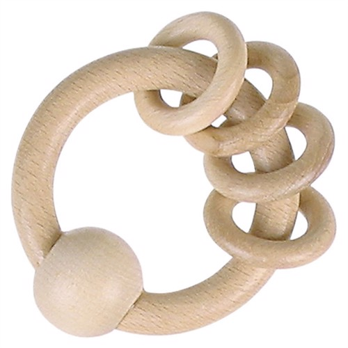 Image of Wooden teether (4011534308001)