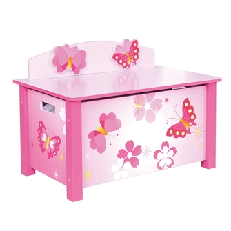 Image of Wooden Toy bank Butterfly (8719348001786)