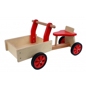 Image of Wooden Tricycle (8719348001885)
