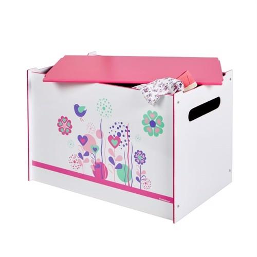 Image of Worldsapart Flowers Legetøjsbox