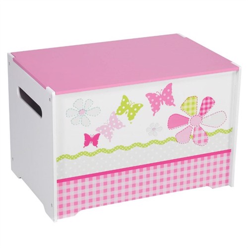 Image of Worldsapart Pige Legetøjsbox