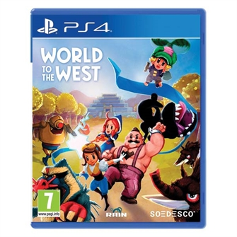 Image of World to the West - Xbox One (8718591183485)