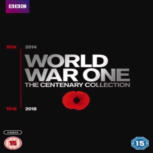 Image of World War I The Centenary Collection DVD (5051561039768)