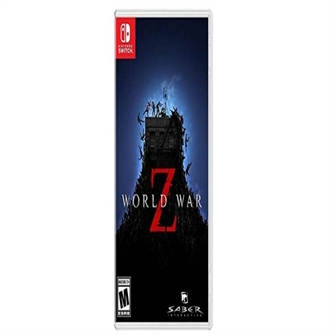 Image of World War Z - Ps4 (0710535418804)