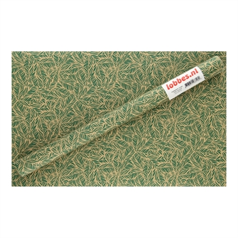 Image of Wrapping paper Jungle 100% Recycled, 3 mtr. (8718012033160)