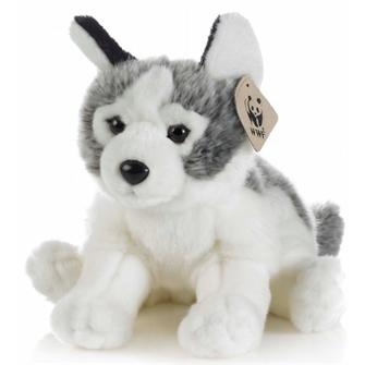 Image of WWF husky bamse 23cm (8712269128310)