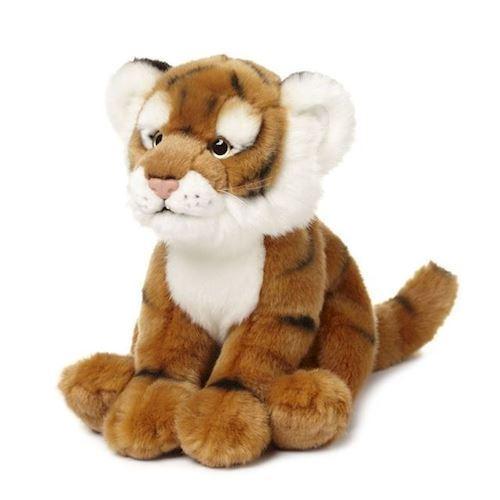 Image of Wwf - Tiger Bamse - 23 Cm (8712269006069)