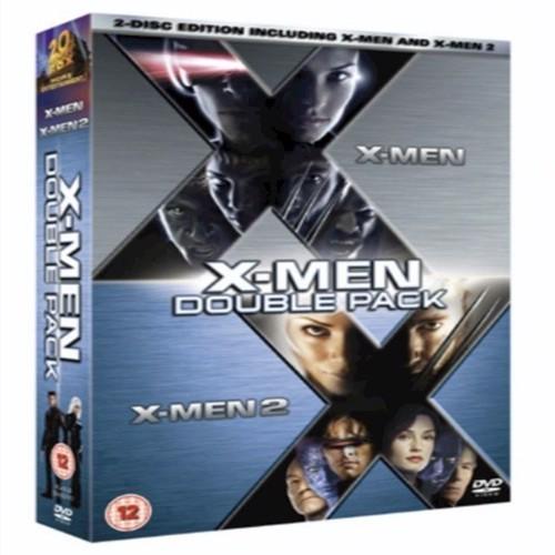 Image of   X-Men 1&2 box set DVD