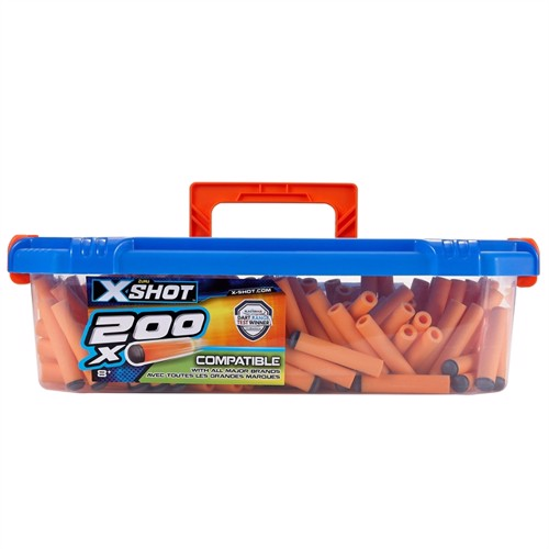 Image of X-Shot - Excel - Ultimate Value 200 Darts Refill (36181) (6946441306100)