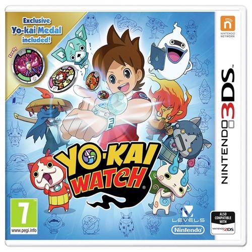 Image of YoKai Watch - Nintendo 3DS (0045496472290)