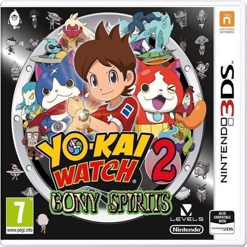 Image of YoKai Watch 2 Bony Spirits - Nintendo 3DS (0045496474683)