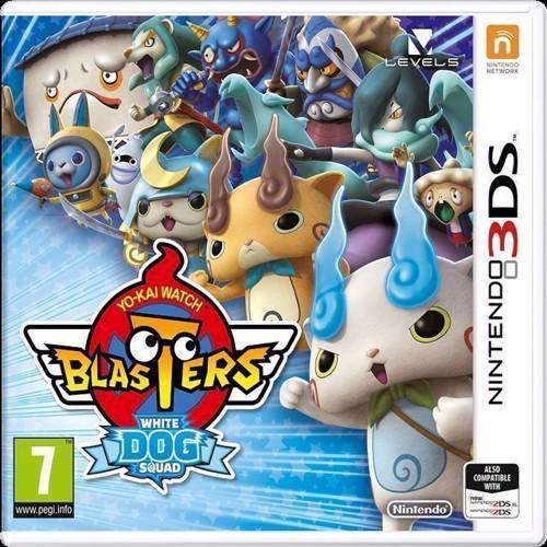 Image of YOKAI WATCH BLASTERS White Dog Squad - Nintendo 3DS (0045496477608)