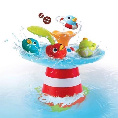 Image of Yookidoo musisk ande springvand, badelegetøj (7290107721387)
