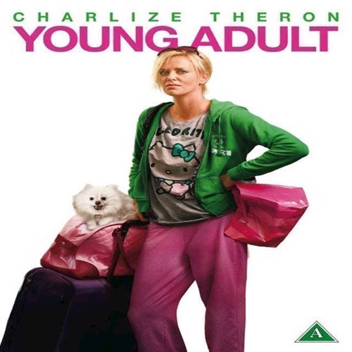 Image of Young Adult DVD (7332431038448)