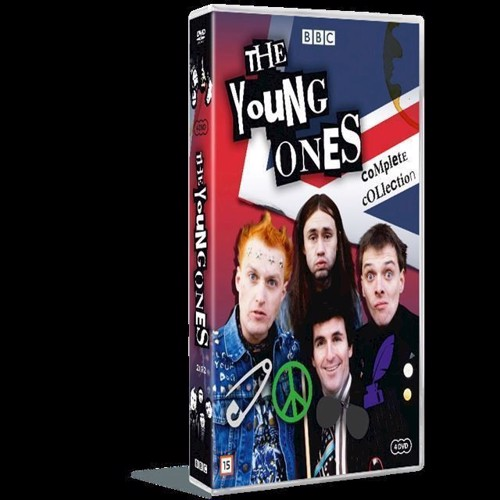 Image of Young Ones, The Complete Collection, DVD (5709165215629)
