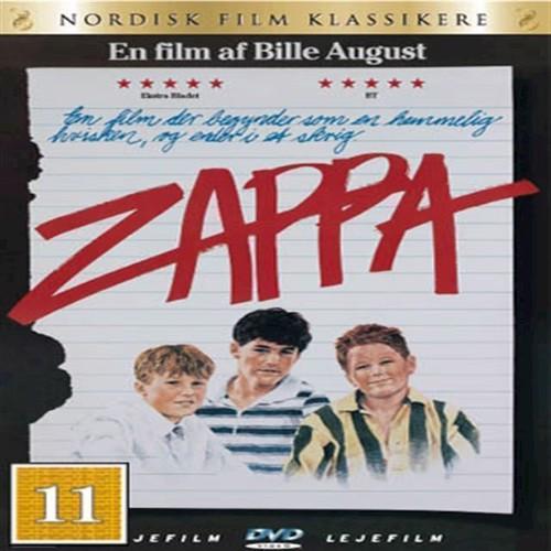 Billede af Zappa DVD