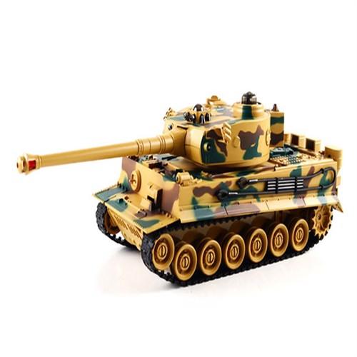 Image of Zegan German King Tiger 1 Fjernstyret Ir Battletank 1:28 40Mhz 99808