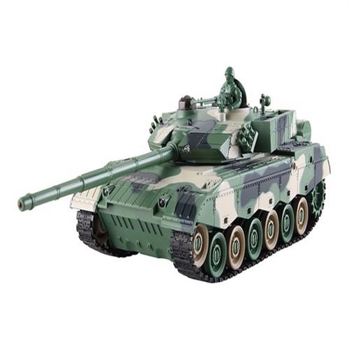 Image of Zegan Ztz96 Fjernstyret Ir Battletank 1:28 40 Mhz 99810