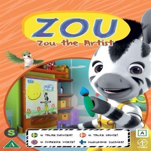Image of Zou Sæson 1 Vol 2 Zou the Artist (7333018005518)