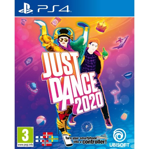 Image of Just Dance 2020 UK/Nordic, PS4 (3307216125082)
