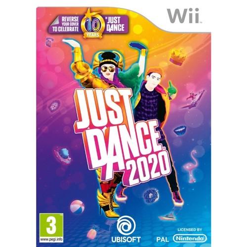 Image of Just Dance 2020 uk nordic, Wii