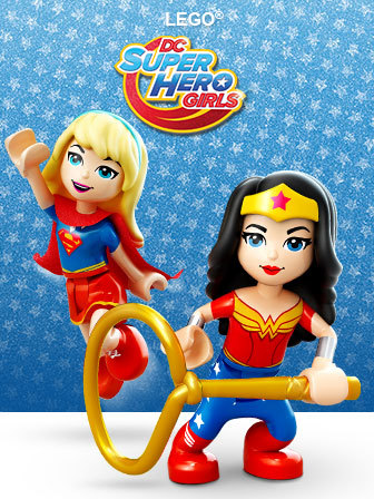 LEGO SUPER HEROES GIRLS