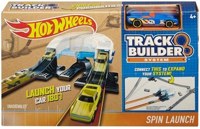 Image of   Hot Wheels DNB70 Track Builder Basis Sæt med bil