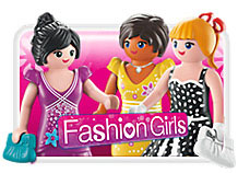 PLAYMOBIL FASHION GIRLS