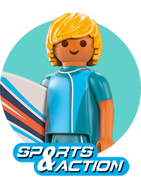 PLAYMOBIL SPORT OG ACTION