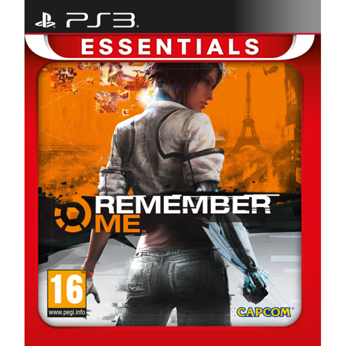 Image of Remember Me Essential - Ps3 (5055060928950)