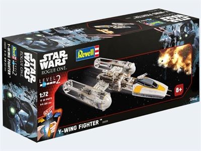 REVELL MODEL BYGGESÆT MED STAR WARS