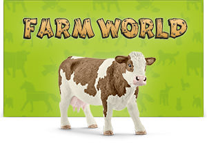 SCHLEICH BONDEGÅRD - FARM WORLD