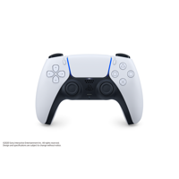 Sony Playstation 5 Dualsense Controller White/Hvid